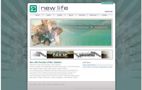 New Life Churches New Zealand